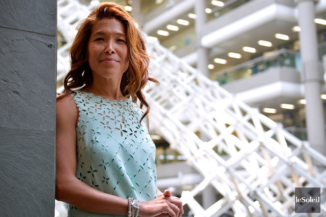 La nouvelle bâtonnière du Québec, MeLu Chan Khuong.... (PHOTO YAN DOUBLET, ARCHIVES LE SOLEIL)
