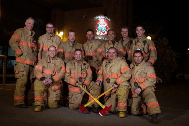 La docuréalité Alerte 5 suivra les pompiers de... (PHOTO FOURNIE PAR ZONE 3)