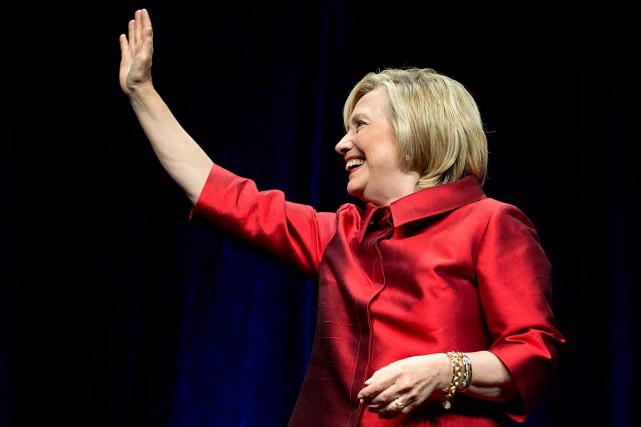 La candidate démocrate à la Maison-Blanche, Hillary Clinton.... (Photo Manuel Balce Ceneta, AFP)