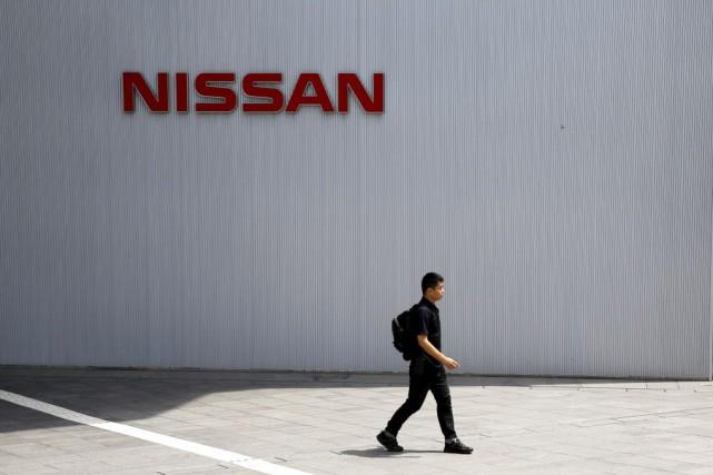 Nissan a surtout profité des ventes de son... (Photo Toru Hanai, Reuters)