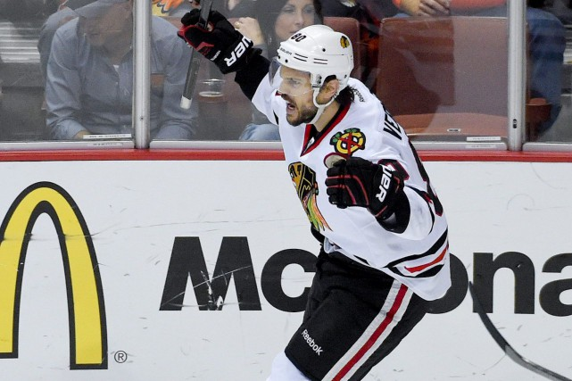 Antoine Vermette... (PHOTO ARCHIVES AP)