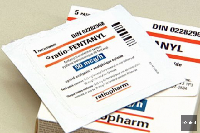Le Fentanyl est un puissant opioïde utilisé en... (Photothèque Le Soleil)