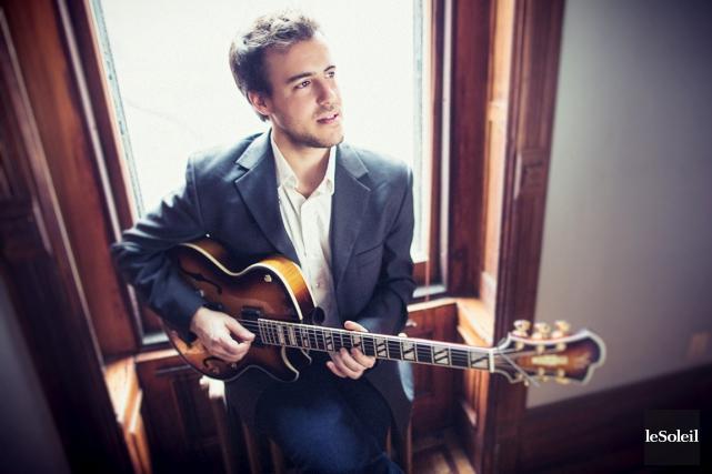 Gilad Hekselman, l'un des plus importants jeunes guitaristes sur la scène jazz... (Photothèque Le Soleil)
