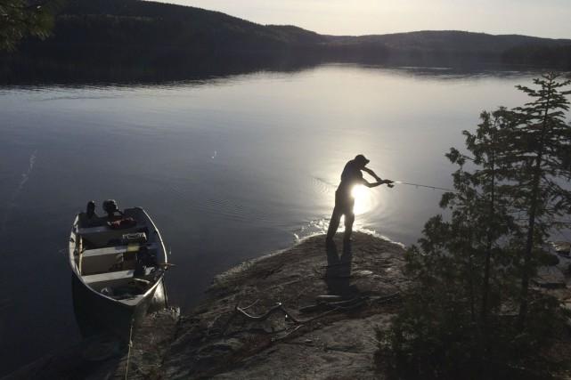 Avec une offre de plus de 400 lacs,... (Photo fournie par Patrick Gendreau)