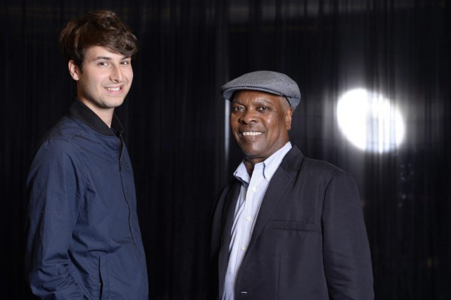 Bobby Bazini et Booker T. Jones....