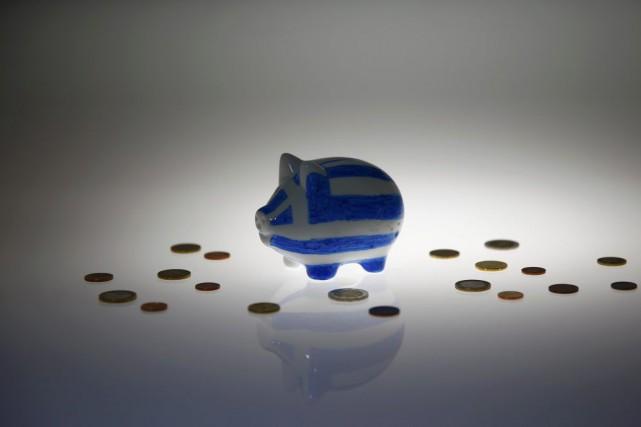 À moins d'un revirement de situation, la Grèce se retrouvera en défaut de... (PHOTO PAWEL KOPCZYNSKI, REUTERS)
