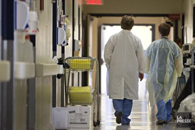 La Loi canadienne sur la santé exige l'universalité... (Photothèque La Presse)