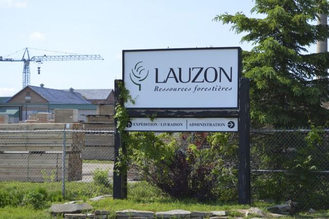Les opérations devraient reprendre lundi, mais les moulins... (Benoit Sabourin, LeDroit)