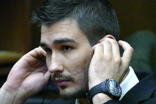 Viatcheslav Voynov... (Photo AP/The Daily Breeze)