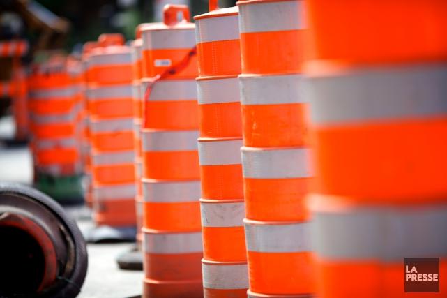 Les fermetures sur la route 132-autoroute 20 seront... (PHOTO SARAH MONGEAU-BIRKETT, ARCHIVES LA PRESSE)