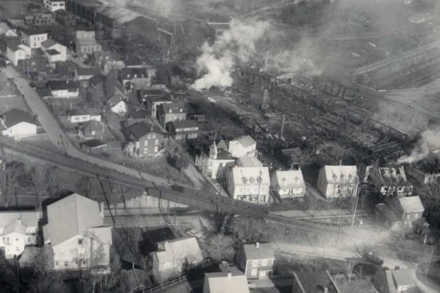 La Société d'histoire régionale de Lévis consacre une... (Bibliothèque et Archives nationales du Québec)