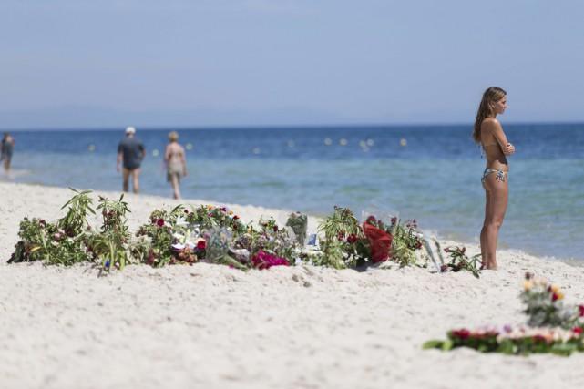 En Tunisie, une cérémonie se tiendra à Sousse,... (PHOTO KENZO TRIBOUILLARD, ARCHIVES AFP)