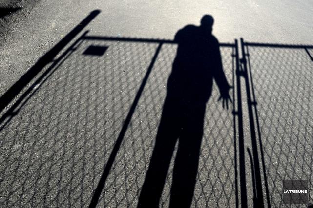 L'adolescent contre qui pèsent quatre chefs d'accusation à la suite d'une... (Archives La Tribune, Jocelyn Riendeau)