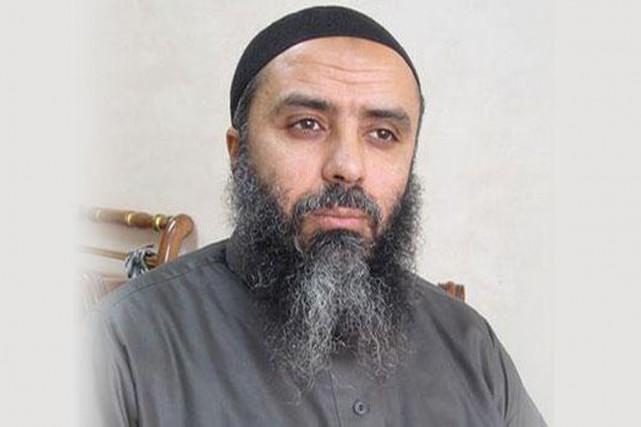Seifallah Ben Hassine, chef du groupe djihadiste Ansar... (PHOTO TIRÉE DE TWITTER/INFO DU JOUR)