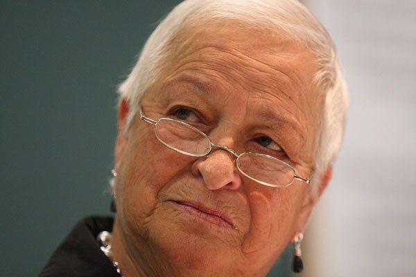 La mairesse de Plaisance et préfète, Paulette Lalande... (Étienne Ranger, archives LeDroit)