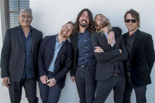 Les Foo Fighters seront sur les Plaines le... (PHOTO FOURNIE PAR SONY)