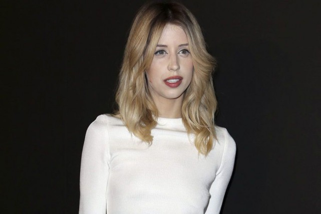 Peaches Geldof en février 2014.... (PHOTO ARCHIVES AP)