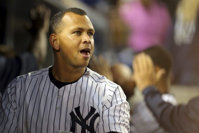À l'époque où Rodriguez et les Yankees ont... (PHOTO ADAM HUNGER, USA TODAY)