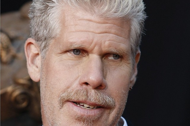 Ron Perlman... (PHOTO ARCHIVES AP)