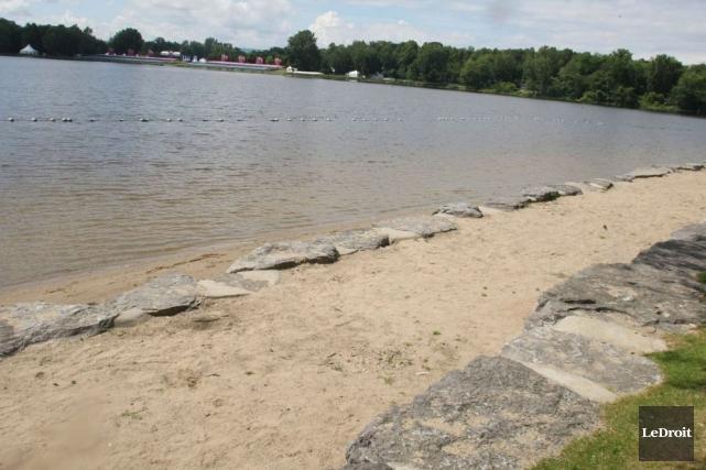 L'homme avait été retrouvé inconscient dans les eaux... (Archives, LeDroit)
