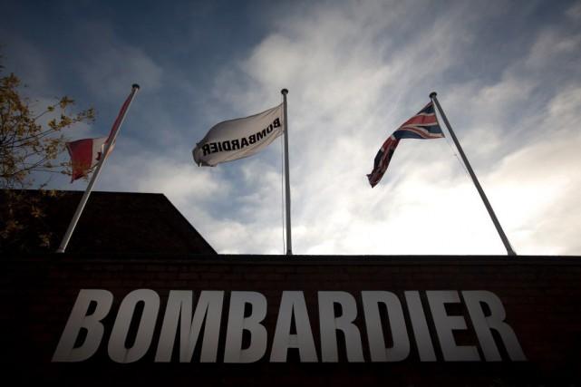 Bombardier Transport a annoncé lundi qu'il fournirait 52 trains électriques... (Photo Jason Alden, archives Bloomberg)