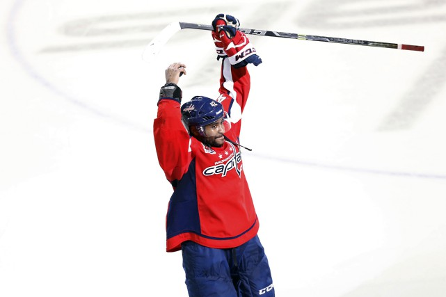 Joel Ward a inscrit 19 buts et 15... (PHOTO ARCHIVES USA TODAY)
