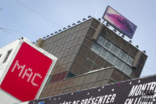 Les revenus servant au fonctionnement du Musée d'art... (PHOTO IVANOH DEMERS, LA PRESSE)