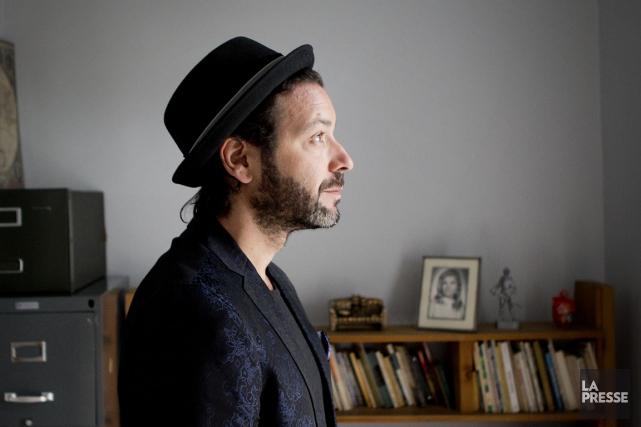 Adam Cohen... (PHOTO MARCO CAMPANOZZI, LA PRESSE)