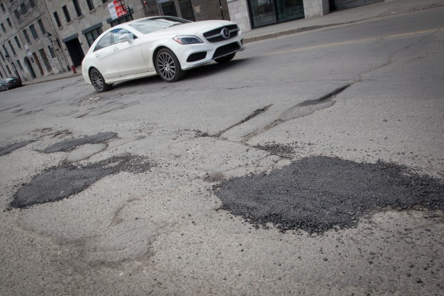 Les citoyens de Montréal sont davantage déçus de... (PHOTO IVANOH DEMERS, ARCHIVES LA PRESSE)
