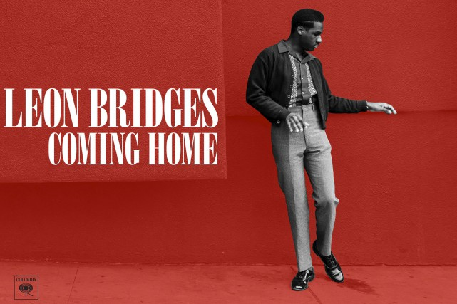 On a identifié Leon Bridges comme le nouveau phénomène de la scène soul...