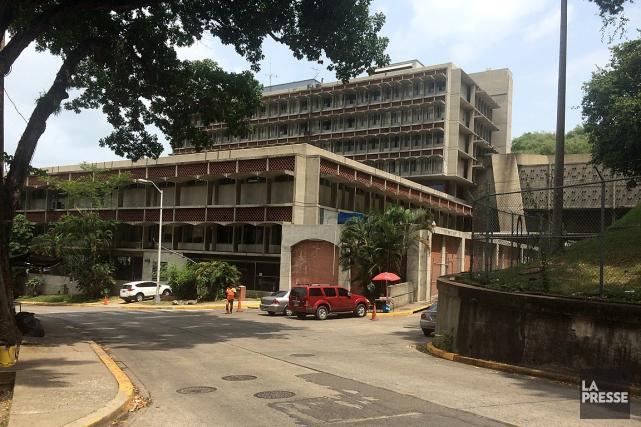 L'Instituto oncólogico nacional du Panama, où Arthur Porter... (Photo Philippe Teisceira-Lessard, La Presse)