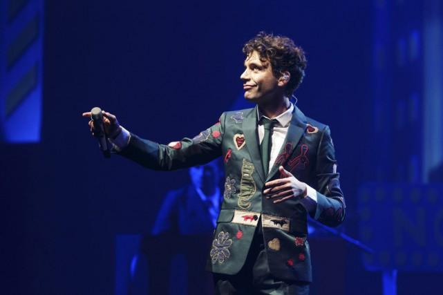 Mika a clôturé le festival en grand. Et... (PHOTO ULYSSE LEMERISE, COLLABORATION SPÉCIALE)