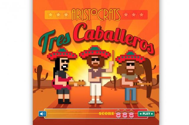 Tres Caballeros The Aristocrats...