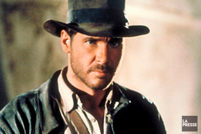 Harrison Ford incarne Indiana Jones.... (PHOTO ARCHIVES LA PRESSE)