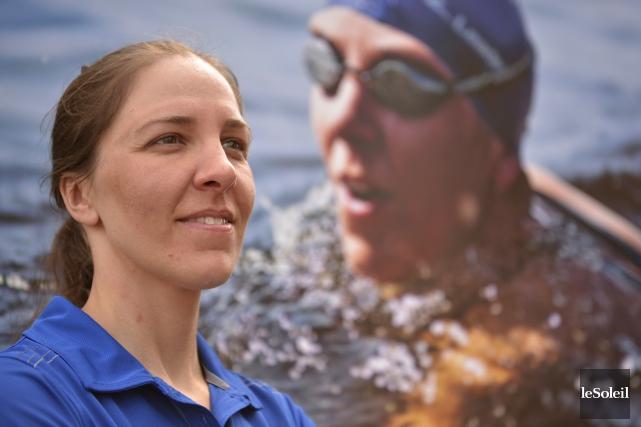 La Trifluvienne Heidi Levasseur a parcouru 250 kilomètres... (Photo: Le Soleil)