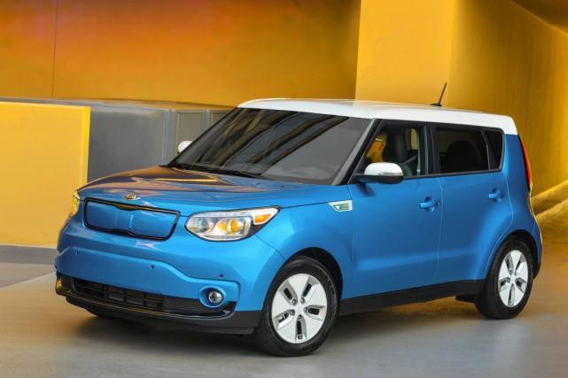 Parmi les véhicules qu'il sera possible d'essayer, il... (Photo fournie par Kia Motors)