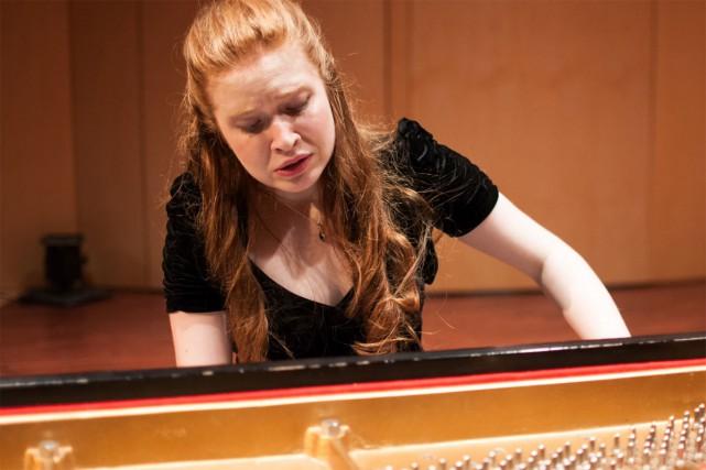 À 16 ans, Anastasia Rizikov révèle amplement la... (PHOTO FOURNIE PAR LE FESTIVAL ORFORD)