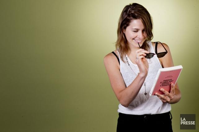 Chaque semaine, nous demandons à un artiste des suggestions de lecture pour... (PHOTO MARCO CAMPANOZZI, LA PRESSE)