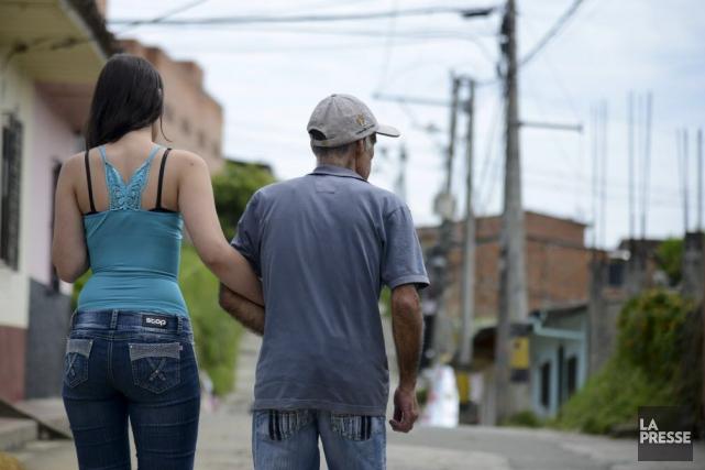 Le vieillissement est associé à une baisse progressive... (PHOTO RAUL ARBOLEDA, ARCHIVE AFP)