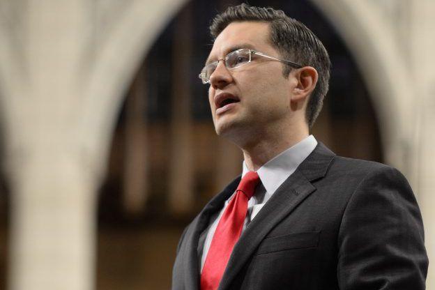 Le ministre fédéral Pierre Poilievre.... (Archives La Presse Canadienne)