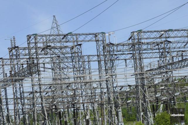 Une corneille a privé 4000 foyers d'électricité.... (Archives Le Quotidien)