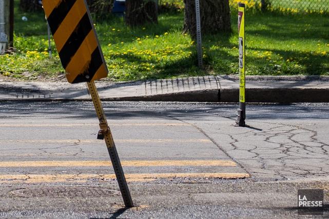 Cette réduction sera en vigueur dans les rues... (Photo Édouard Plante-Fréchette, archives La Presse)