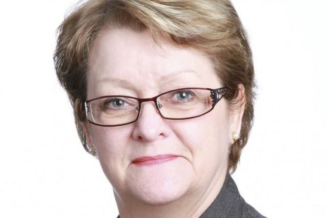 Micheline Anctil, mairesse de Forestville... (Photo tirée du site www.crecotenord.qc.ca)