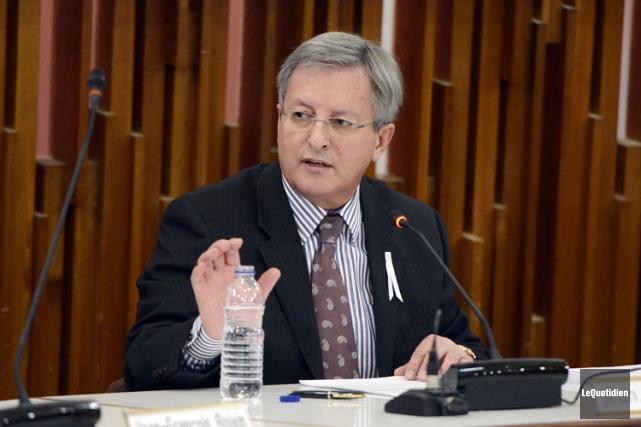 Le maire de Saguenay, Jean Tremblay, avait renoncé... (PHOTO ARCHIVES LE QUOTIDIEN)