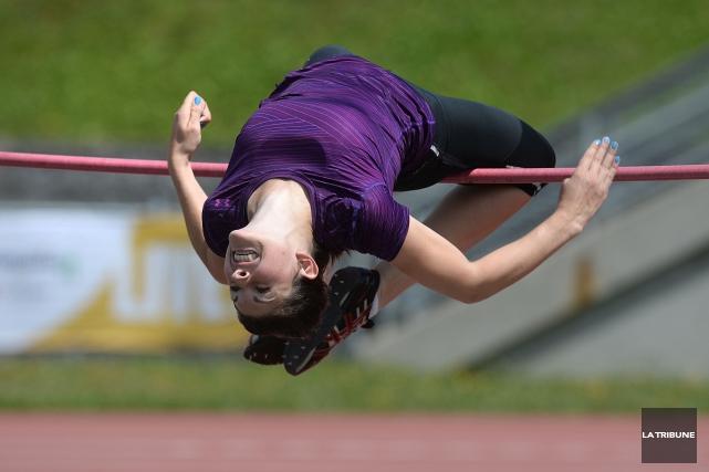 Sherbrooke a confirmé qu'elle déposera sa candidature pour les Jeux de la... (Archives La Tribune, René Marquis)