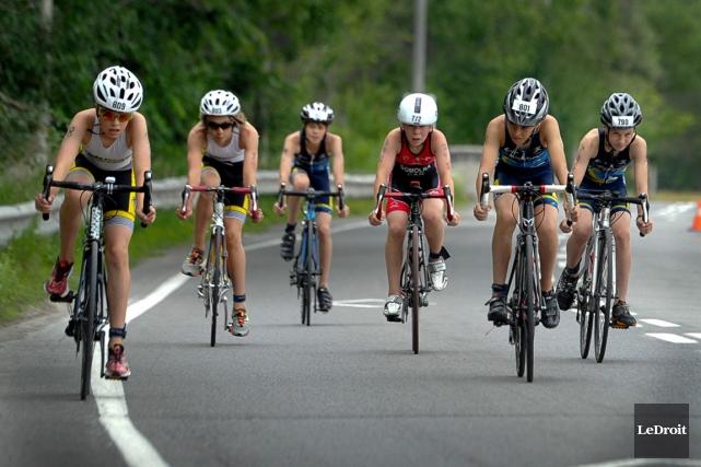 Nous tenons à remercier l'organisation de Triathlon Gatineau ainsi que les... (LeDroit)