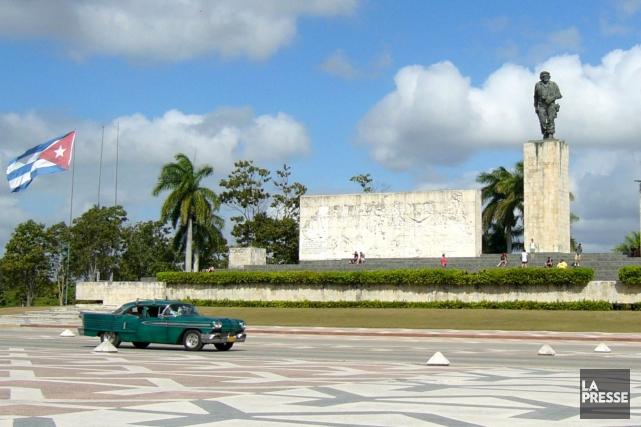 Le mémorial du Che dans la ville de... (Photo archives La Presse)
