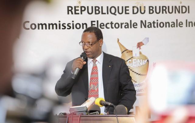 Le CNDD-FDD a remporté 77 des 100 sièges... (PHOTO GILDAS NGINGO, AP)