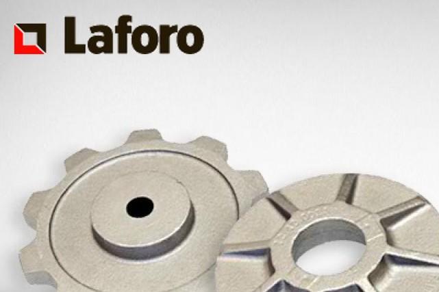 La Fonderie industrielle Laforo est située à Sainte-Claire,... (Image tirée du site www.laforo.com)
