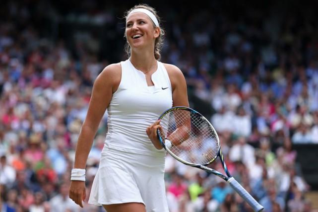 Victoria Azarenka... (PHOTO AFP)